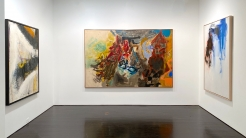 A Selection of Abstract Expressionist Paintings
