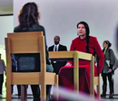 """Marina Abramovic interview: """"We've past the point where the performer is present"""""""
