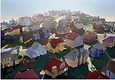 James Casebere's Suburban Constructs