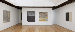 All the Marbles: Sam on Her Show at Rachel Uffner Gallery