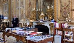 A Haunting Look at the Élysée Palace