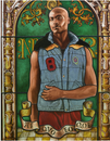 Kehinde Wiley's 'A New Republic' at the Brooklyn Museum