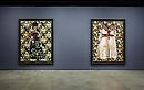 Kehinde Wiley Collaborates With Designer Riccardo Tisci to Create His First-Ever Paintings of Women