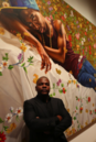 The stunning and subversive pageantry of artist Kehinde Wiley