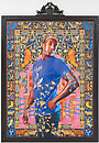 Kehinde Wiley, Fresh From Israel...
