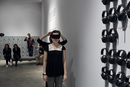 A Gallery Show, Site Unseen: At Marina Abramovic's 'Generator,' Blindfolds Are Required