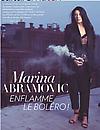 Marina Abramovic Enflamme le Boléro!