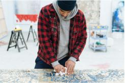 Hugo McCloud Owns His Mistakes | Studio Visits