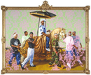 More Than a Black Artist: Kehinde Wiley is American Art Royalty