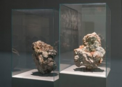 'What Sustains this Digital World?': Julian Charrière on his Man-Made Rocks at the Armory Show
