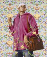 Bold, provocative art that looks like money