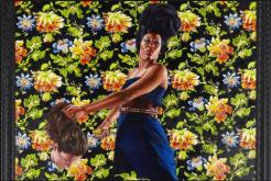 "Halperin, Julia. ""Kehinde Wiley Collaborates With Designer Riccardo Tisci...,"" ARTINFO, April 20, 2012."