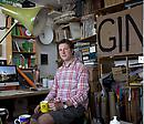 In The Studio: Peter Liversidge, artist