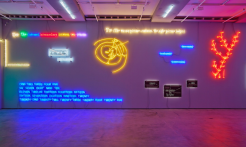 Joseph Kosuth at Sean Kelly Gallery