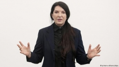 Extreme performance artist Marina Abramovic show opens in Germany