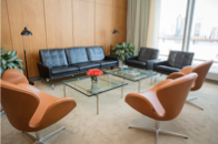 Fritz Hansen Furnishes Office for President of the UN General Assembly
