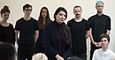 """Marina Abramovic: Audience in tears at 'empty space' show"""