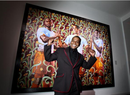 New Kehinde Wiley Painting Commissioned for US Embassy in the Dominican Republic