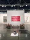 In Miami, Booth Furniture as Compelling as the Art
