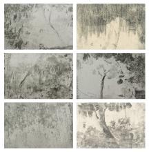 Yan Shanchun - West Lake-Lakeside 西湖•湖滨