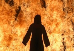 Bill Viola at Yorkshire Sculpture Park