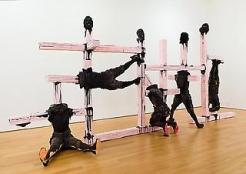 Folkert de Jong at Portland Art Museum