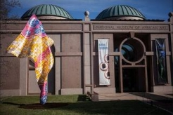 "Smithsonian National Museum of African Art Acquires Yinka Shonibare's ""Wind Sculpture VII"""
