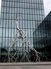 Roxy Paine's Inversion