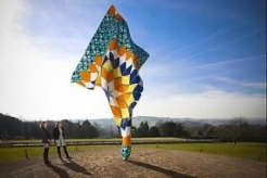 Yinka Shonibare MBE at Yorkshire Sculpture Park