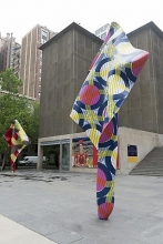 Yinka Shonibare MBE Chicago MCA Plaza Project