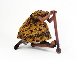 Yinka Shonibare at Morris-Jumel Mansion