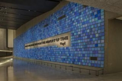 Spencer Finch at National September 11 Memorial & Museum