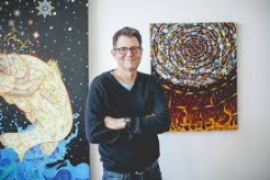 Art For Lunch: A Conversation with Fred Tomaselli