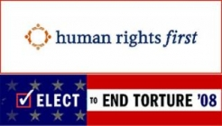 Elect to End Torture