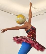 Yinka Shonibare MBE at GL Strand