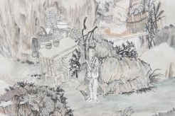 Yun-Fei Ji at the Wellin Museum