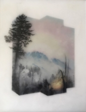 """Brooks Salzwedel """"Fire At The Mountain"""""""