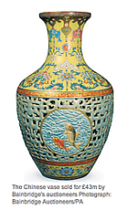 Chinese Pots Sells for $85,000,000