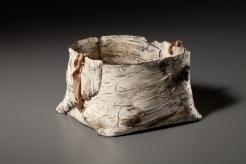 Birch Paper Basket