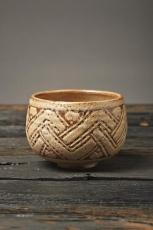 Chevrons Vase