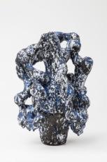 Horror Vacui (blue/matte black)