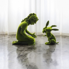 "Kim Simonsson's ""Moss People"""