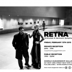 RETNA SOLO SHOW | Articulate & Harmonic Symphonies of the Soul