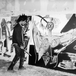 Jean-Michael Basquiat, Hg Contemporary, Philippe Hoerle-Guggenheim