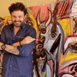 Domingo Zapata, Hg Contemporary, Philippe Hoerle-Guggenheim