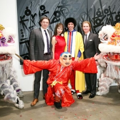 Chinese New Year Event hosted by Philippe Hoerle-Guggenheim