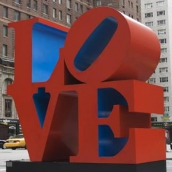 Robert Indiana, Hg Contemporary, Philippe Hoerle-Guggenheim