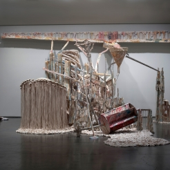 Diana Al-Hadid: Water Thief