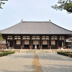 Toshodaiji Temple / Diana Al-Hadid