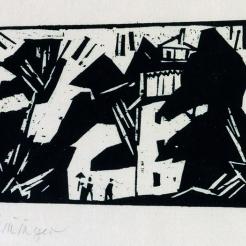 Lyonel Feininger: Bauhaus Master—Master Printmaker